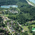 Hustillverkare Green Village Göteborg