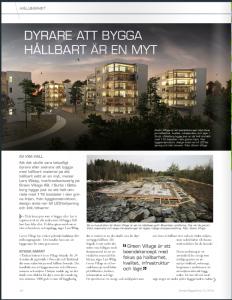 Bostadsrätter nära Göteborg